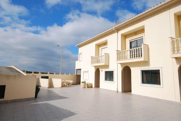 Centraal Portugal Vakantiewoningen te huur Leuk vakantiehuis op loopafstand van het zandstrand en vlakbij Figueira da Foz
