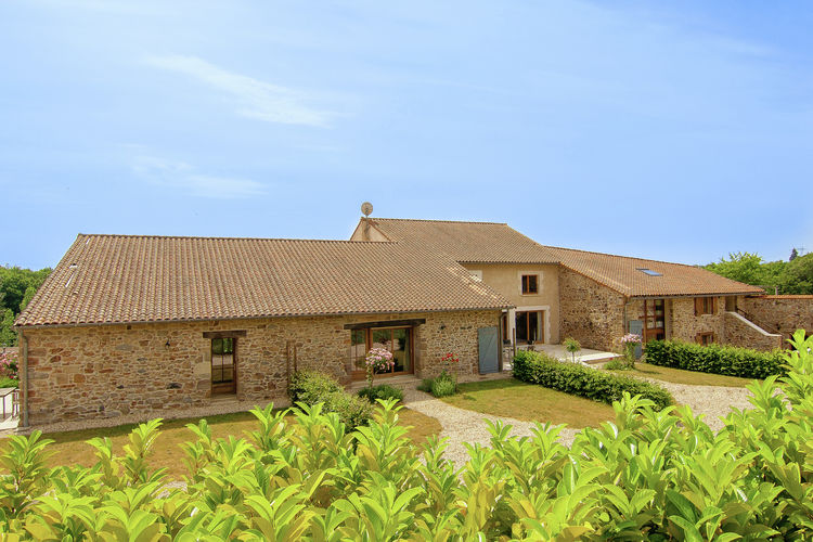 Vakantiehuizen Roussines te huur Roussines- FR-16310-08 met zwembad  met wifi te huur