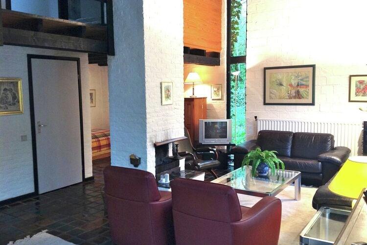 vakantiehuis België, Luxemburg, Izier vakantiehuis BE-6941-60