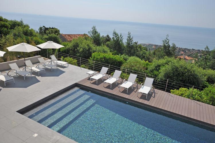 Villa Frankrijk, Provence-alpes cote d azur, Les Issambres Villa FR-83380-14
