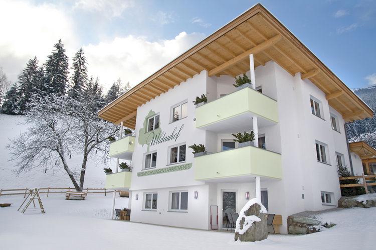 Vakantiehuizen Oostenrijk | Tirol | Appartement te huur in Fugen   met wifi 6 personen