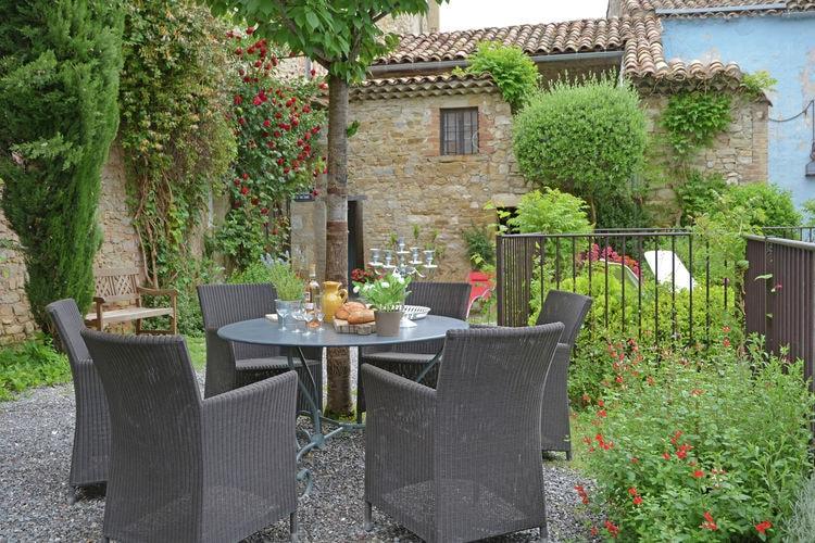 Villa Frankrijk, Languedoc-roussillon, St Cesaire Gauzignan Villa FR-30360-11