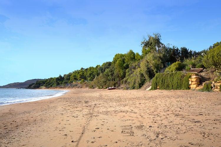 Vakantiewoning huren in Sciacca-ag -     voor 6 personen  Zonnig vakantieappartement op enke..