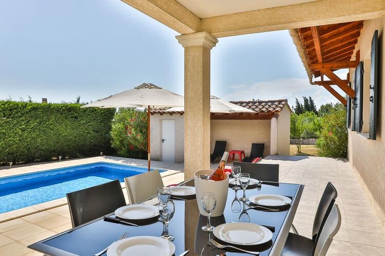 Villa Frankrijk, Provence-alpes cote d azur, Cairanne Villa FR-84290-05