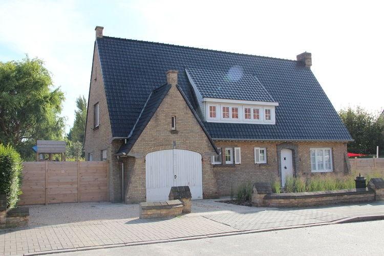 Vakantiehuizen Belgie | West-Vlaanderen | Villa te huur in Nieuwpoort   met wifi 10 personen