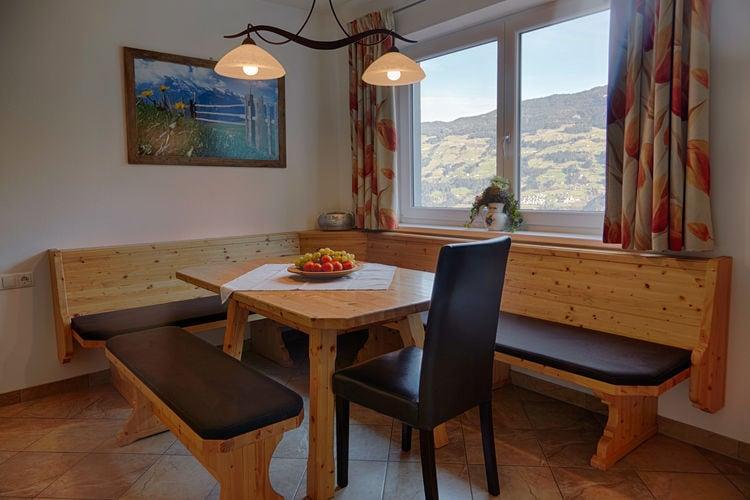 Appartement Oostenrijk, Tirol, Fügen Appartement AT-6264-03