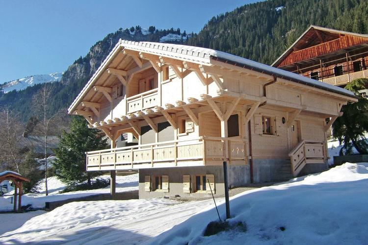 Chatel Vakantiewoningen te huur Luxe 9-peroons chalet in het hart van het Portes du Soleil skigebied