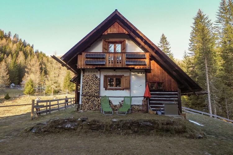 Chalet Oostenrijk, Kaernten, Sankt Oswald - Bad Kleinkirchheim Chalet AT-9546-19