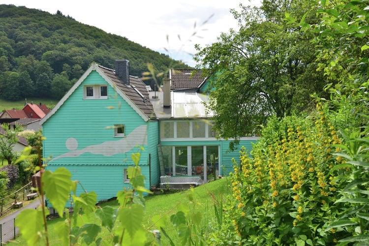 Vakantiehuis met zwembad met wifi  Herzberg am Harz  Am Bergflüsschen