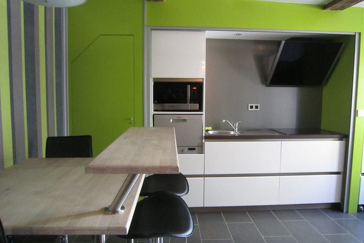 vakantiehuis België, Luxemburg, Awenne vakantiehuis BE-6870-32