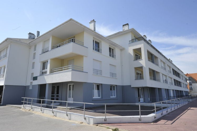 Picardie Appartementen te huur Modern. gerenoveerd appartement met ruim terras en zeezicht