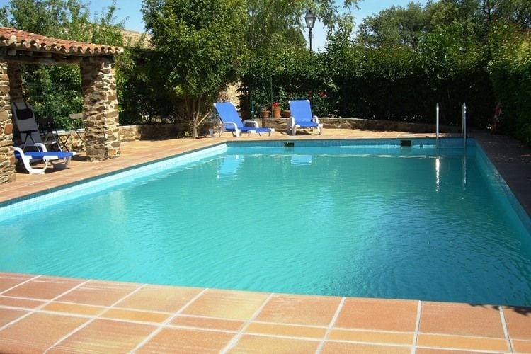 Extramadura Vakantiewoningen te huur Studio op landelijk gelegen, authentieke finca met gemeenschappelijk zwembad