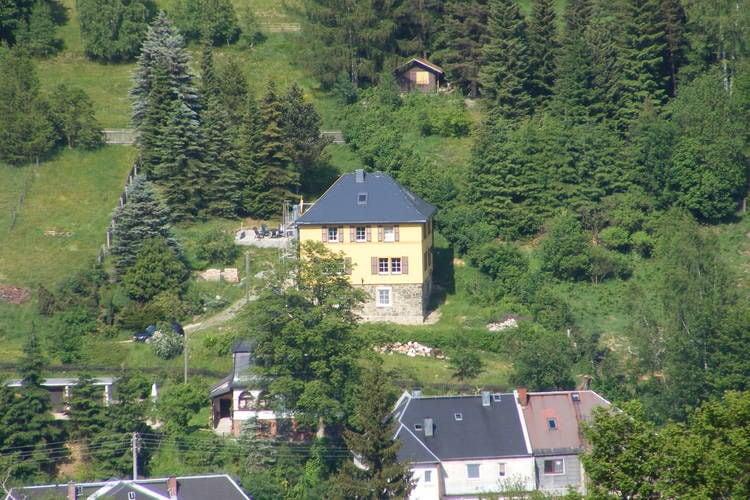 Vakantiehuis  met wifi  SaksenAuf dem Berg