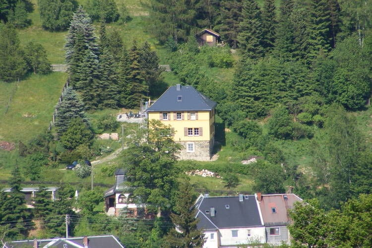 Vakantiehuis  met wifi  KlingenthalAuf dem Berg