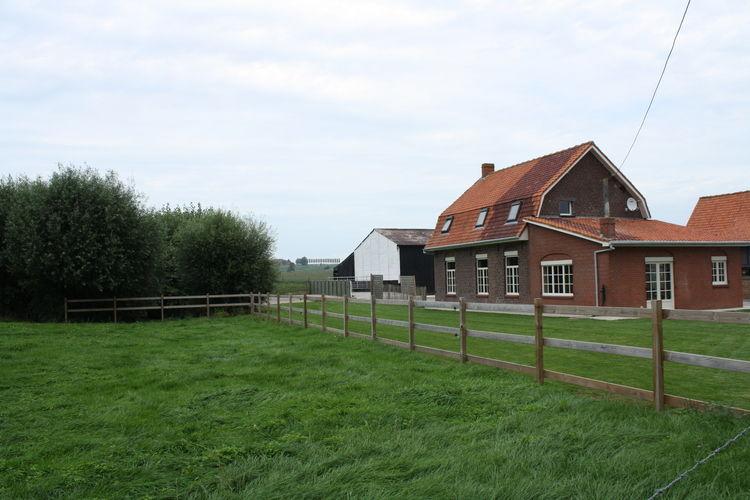 vakantiehuis België, West Vlaanderen, Wulvergem vakantiehuis BE-8952-01