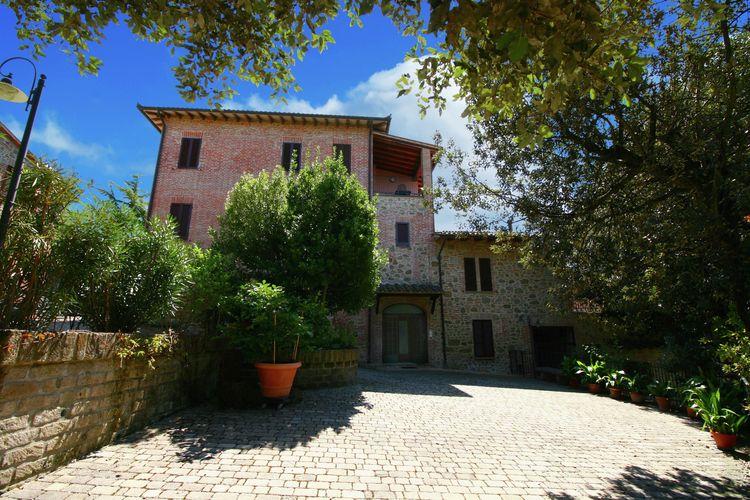 Boerderij Italië, Umbrie, Città Della Pieve Boerderij IT-06062-17