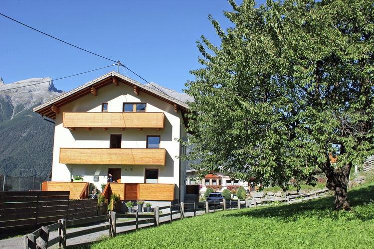 Wechner Kappl im Paznauntal Tyrol Austria