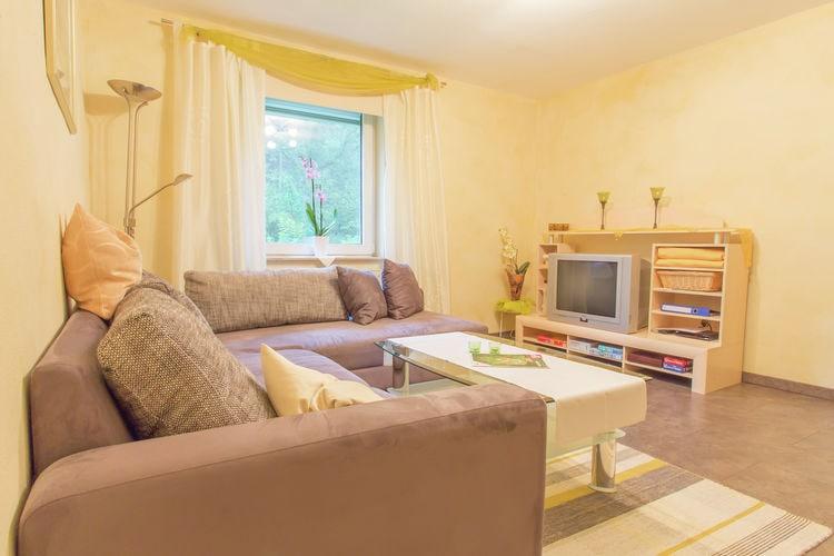 Duitsland | Eifel | Appartement te huur in Waxweiler   met wifi 2 personen