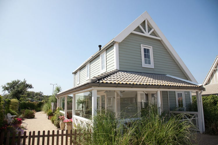 Zuid-Holland Villas te huur Vrijstaande villa's, gelegen op rustig park slechts 500 m. van het strand