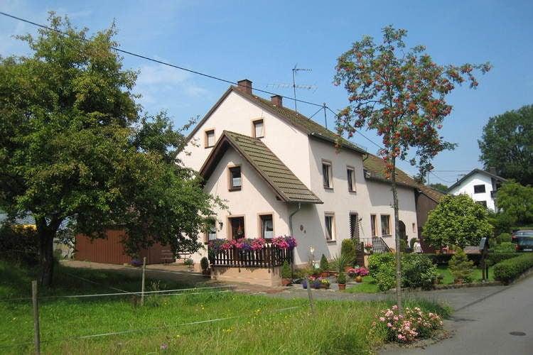 Appartement  met wifi  EifelBlumenhaus Weiler