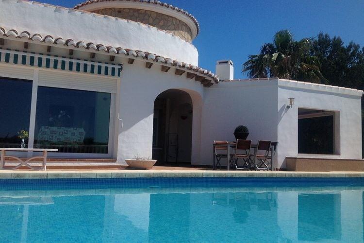 Villa Spanje, Costa Blanca, Javea Villa ES-03730-16