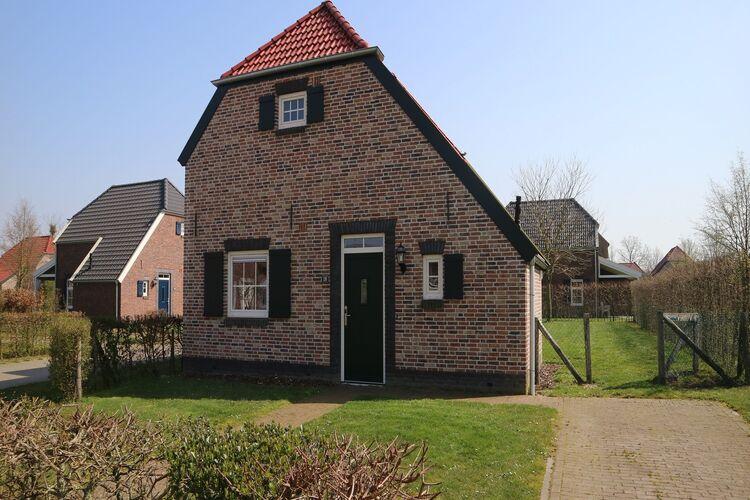 Vakantiehuizen Nederland | Limburg | Villa te huur in Roggel met zwembad  met wifi 5 personen