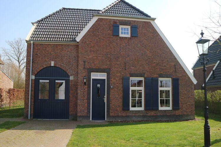 Vakantiehuizen Nederland | Limburg | Villa te huur in Roggel met zwembad  met wifi 13 personen