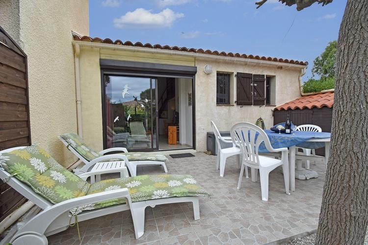 Villa  met wifi  St-Cyprien-PlageMas du soleil