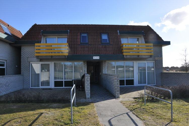 Appartementen Nederland | Wadden | Appartement te huur in De-Koog-Texel met zwembad  met wifi 2 personen