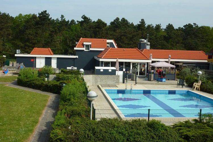 Appartementen Nederland | Wadden | Appartement te huur in De-Koog-Texel met zwembad  met wifi 4 personen