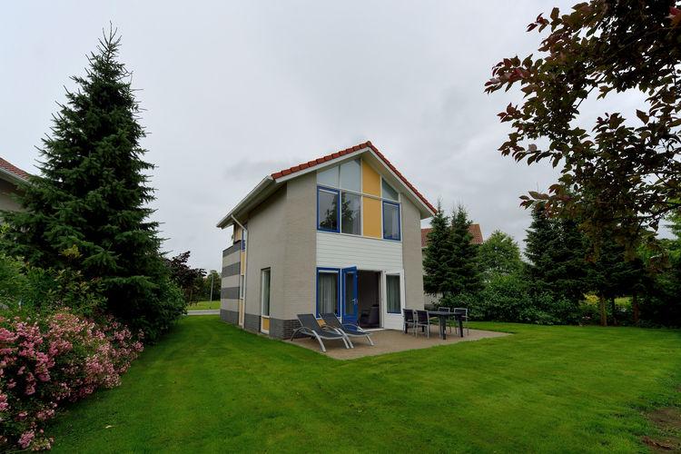 Vakantiehuizen Nederland | Groningen | Vakantiehuis te huur in Steendam   met wifi 4 personen