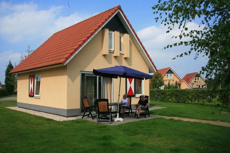 Vakantiehuizen Nederland | Drenthe | Vakantiehuis te huur in Tynaarlo   met wifi 4 personen