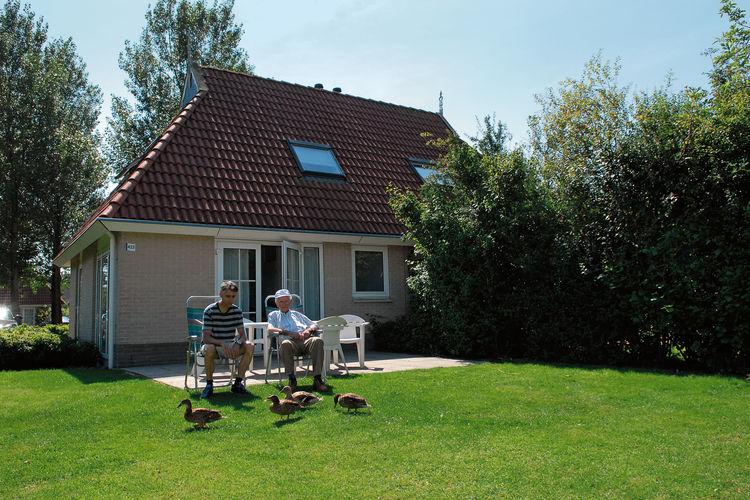 Bungalow Nederland, Friesland, Eernewoud Bungalow NL-9264-02