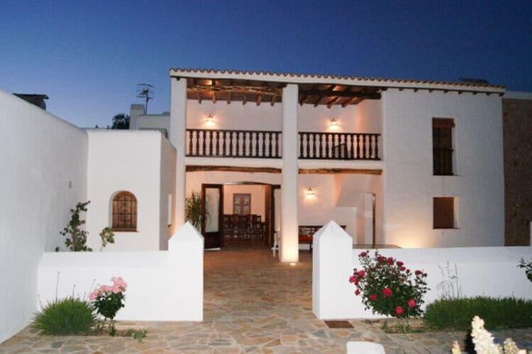 Vakantiehuizen Ibiza te huur Santa-Eulalia- ES-07812-12 met zwembad  met wifi te huur