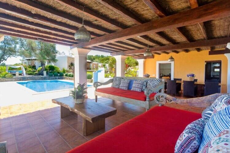 Villa Spanje, Ibiza, Santa Eulalia Villa ES-07812-12
