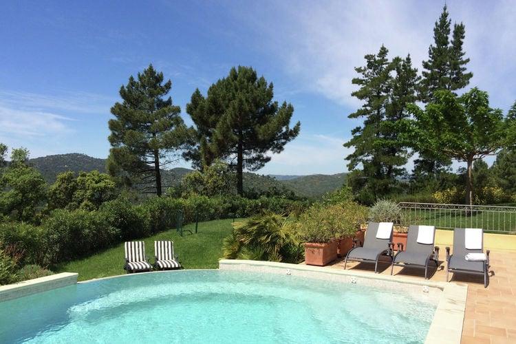Villa Frankrijk, Provence-alpes cote d azur, Le muy Villa FR-83490-07