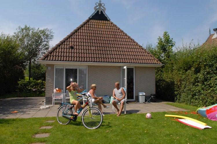 Bungalows Nederland | Friesland | Bungalow te huur in Eernewoud met zwembad  met wifi 4 personen