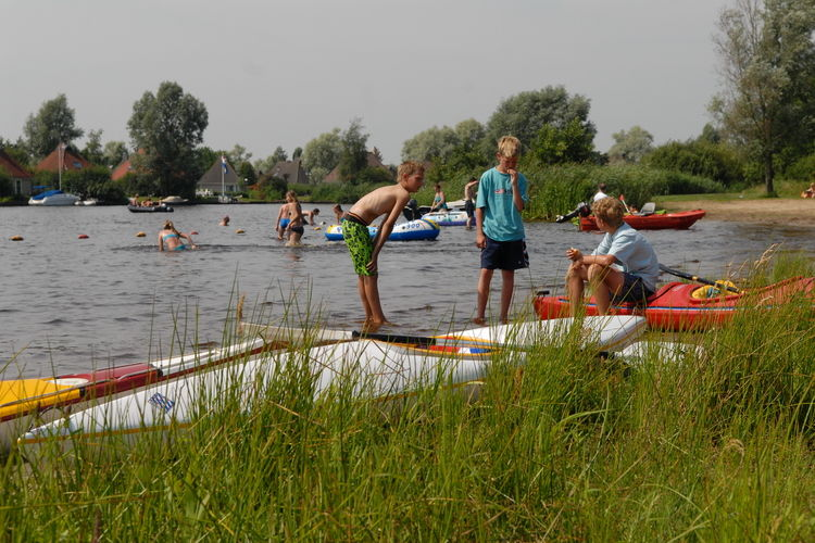 Bungalow Nederland, Friesland, Eernewoud Bungalow NL-9264-06