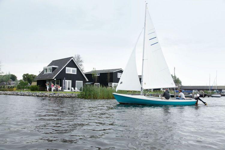Ferienhaus Waterpark Oan 'e Poel 4 (497390), Terherne, , , Niederlande, Bild 15