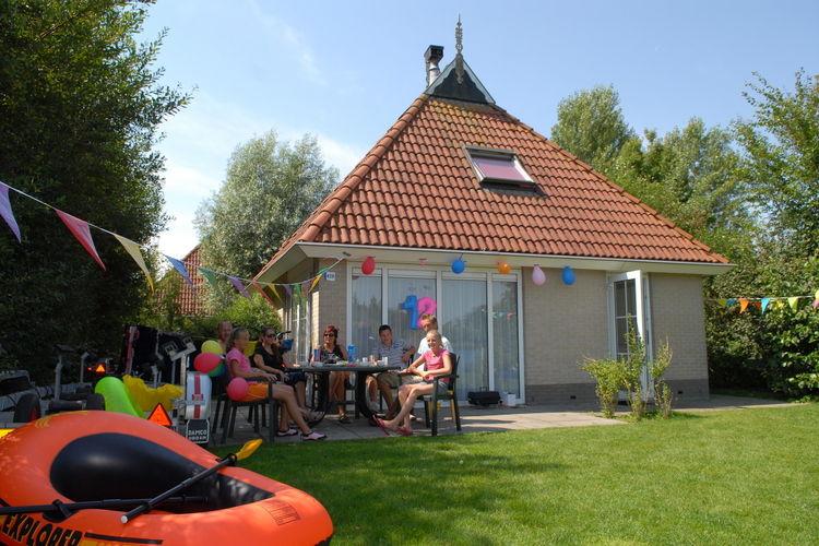 Bungalows Nederland | Friesland | Bungalow te huur in Eernewoud met zwembad  met wifi 8 personen