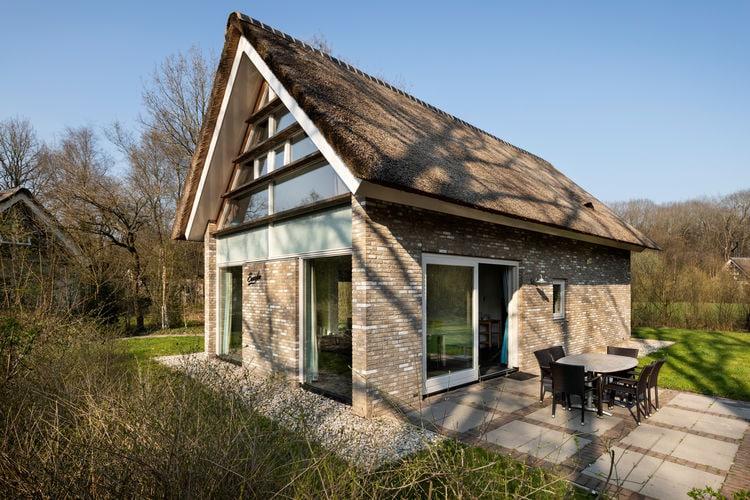 Vakantiehuizen Nederland | Drenthe | Villa te huur in Ruinen   met wifi 6 personen