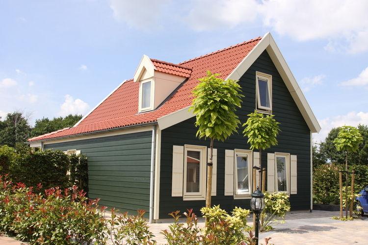 Vakantiehuizen Nederland | Zuid-Holland | Villa te huur in Simonshaven   met wifi 6 personen