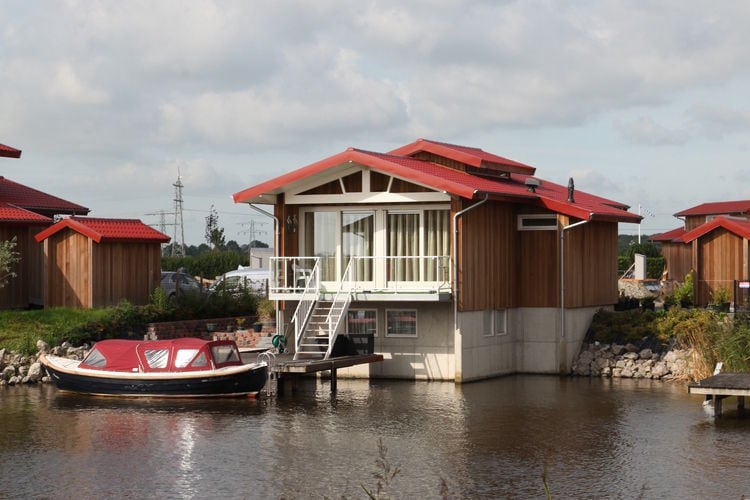 Holiday home Friesland