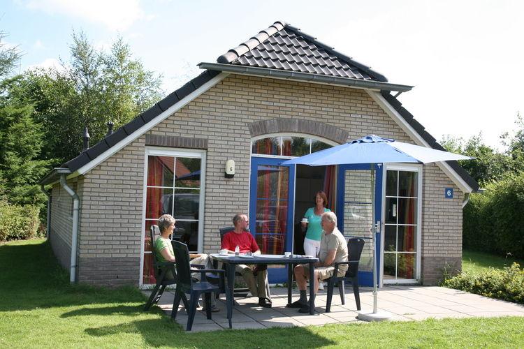 Overijssel Bungalows te huur Comfortabele bungalow op faciliteitrijk Recreatiepark Tolplas met recreatieplas