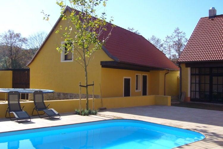 vakantiehuis Tsjechië, Zuid-Bohemen , Chmelna-Křemže vakantiehuis CZ-38203-05