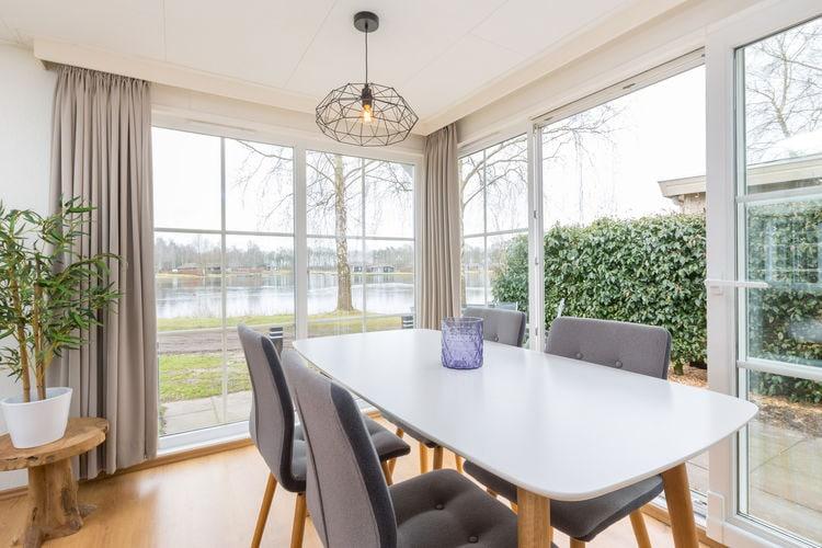 Vakantiehuizen Nederland | Overijssel | Chalet te huur in Hoge-Hexel   met wifi 4 personen