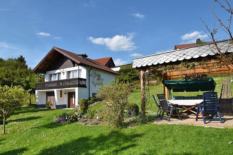 Duitsland | Thuringen | Vakantiehuis te huur in Hinternah   met wifi 3 personen