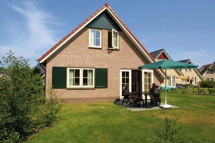 Een Vakantiewoningen te huur Comfortabel ingericht vakantiehuis op kleinschalig Buitengoed Drentse Vennen nabij recreatiemeer