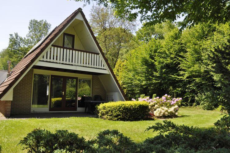 Vakantiewoning huren in Zwiggelte - met zwembad  met wifi met zwembad voor 6 personen  Bungalowpark Het Hart van Drenthe ..