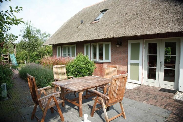 vakantiehuis Nederland, Friesland, Appelscha vakantiehuis NL-8426-08